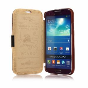 PCARO® Samsung Galaxy S4 Handyhülle Rome