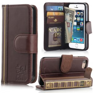 pcaro handy buch case