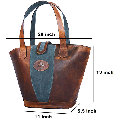 Pcaro Vintage Handtasche Vienna P24